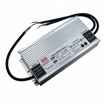 Meanwell HLG-480H-24A 480W 20A SMPS 7 Years Warranty IP65 24v dc input led Driver