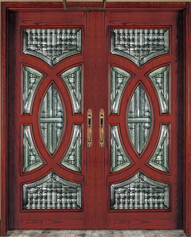 E top wood door and window design manufacture exterior for Wood window door design