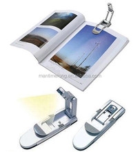 light book clip book light foldable book light