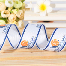 2014 new design soccer ribbon,sublimation ribbon