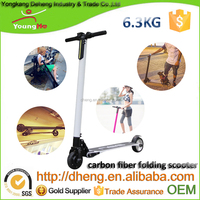 2016 World Best Selling Products The Lightest Electronic Scooter