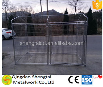 the pet kennel for dog