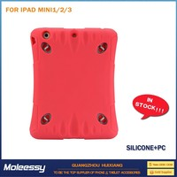 very cute and elegant for ipad mini leather pouch case