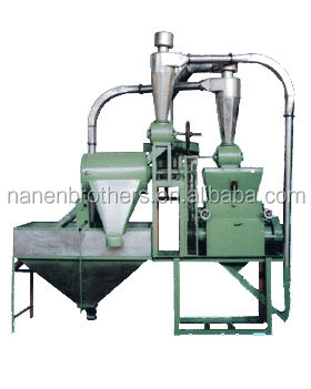6FD-35 small scale maize corn milling machine price