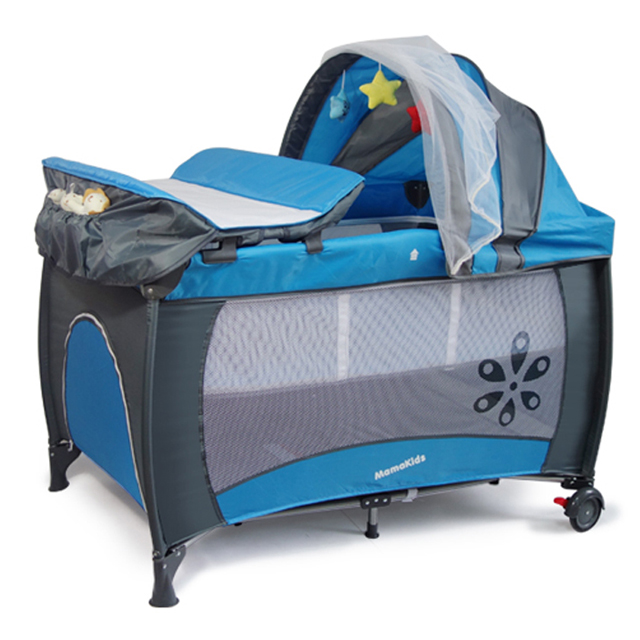 2016 Lastest baby playyard/Easy taken baby playpen for outgoing