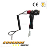 Motorcycle QUAD ATV bike MX Engine Stop Tether Closed Kill Switch lanyard kill switch