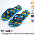 Wholesale Factory Custom Popular Design Rubber Flip Flops in China Slippers