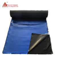 SELF ADHESIVE QUALITY FLAT ROOF AND SHED FELT