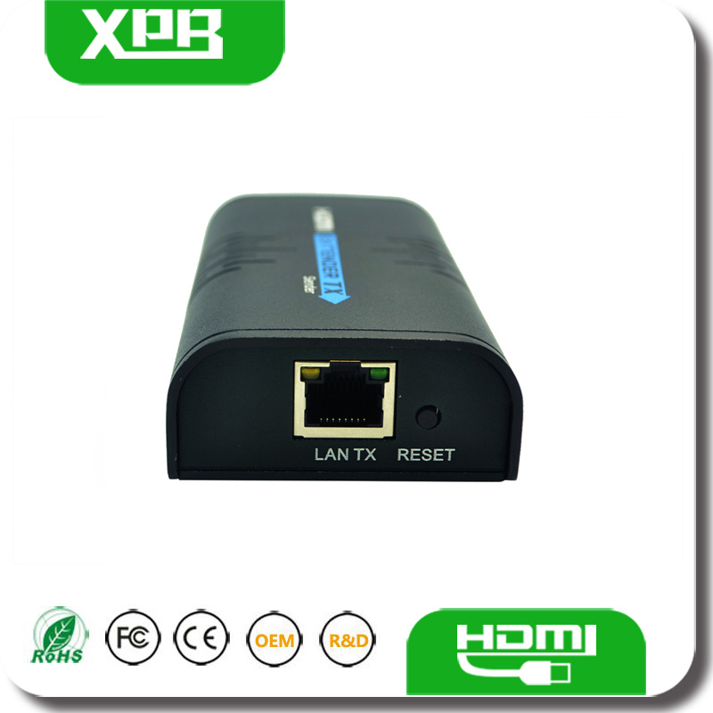 New LKV HDMI IR Extender HDMI Video Transmitter and Receiver Wireless HDMI