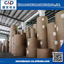 China Wholesale Kraft Paper Manufacturer Brown Perforated Kraft Paper
