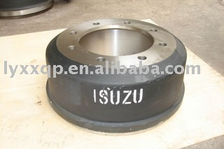 Brake drum for Japan Bus,Truck--HINO,ISUZU,MITSUBISHI,NISSAN