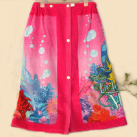 100% cotton solid bath towel dress skirt bathroom products for lady