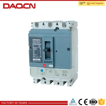DNS Moulded Case Circuit Breaker 3 Phase Mccb Circuit Breaker