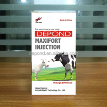 Good quality with GMP certificated multivitamin injection for animal use