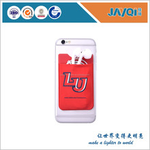 smart mobile phone silicone case wallet best quality