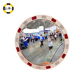 45cm Plastic Reflective Mirror With Round Shape