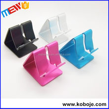 High quality aluminum desktop tablet mobile phone stand
