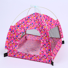 190T polyester indoor pet tent dog kennel