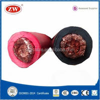 2/0 AWG Red Black Color Car Battery Cable