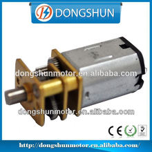 DS-12SSN20 12v gear motors to specification