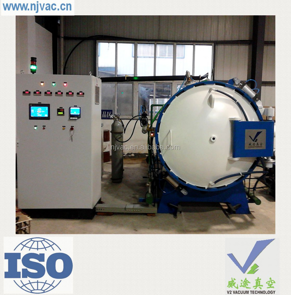 Oil cooler vacuum brazing furnaces