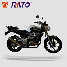 High performance racing motorcycle street bike with 200cc 250cc powered engine