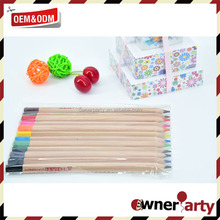 Fashion Style Cheapest High Quality wooden pencil for writing and drawing