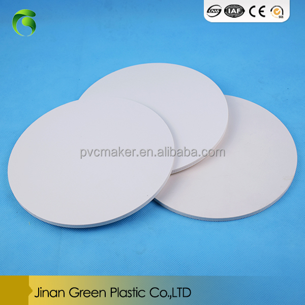 hot sale Sintra PVC Foam Board/Komatex PVC Foam Board/5mm PVC Foam Board Pvc Plastic Forex Sheet