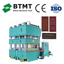 BTMT Brand YM Series 4*8 feet 400 tons cold press machine with high quality