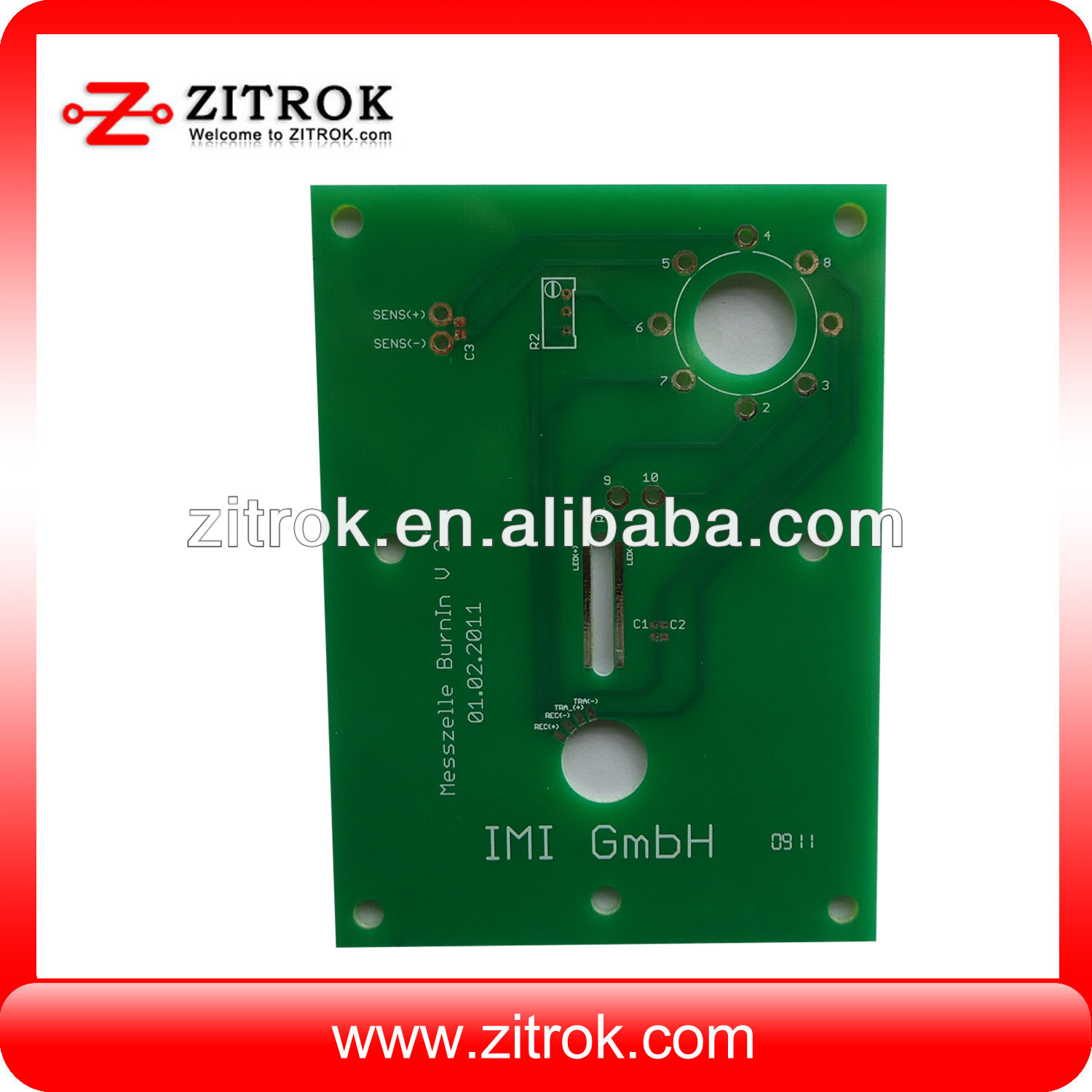 Best quality Nbidia Graphic Card PCB board