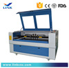 130W multi heads cnc cutter belt transmisson/China supplier CE standard 1600*1000mm cnc laser acrylic letter cutting machine