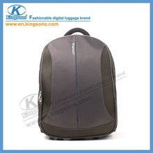 kingsons trolley laptop backpack,with shock proof pad , our own patent