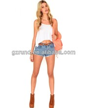High quality comfortable short camisole and tank top clothes