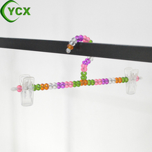 Fashion closet organizer hangers for tank top portable hangers