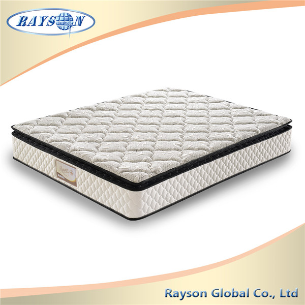 Perfect Sleep Cheap Price Innerspring Mattress Middle East Style Bedroom Furniture