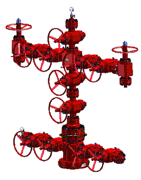Wellhead Equipment and Christmas Tree