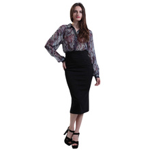 Women New Design Pencil Skirt Slim Fit Bodycon Business for Ladies Office