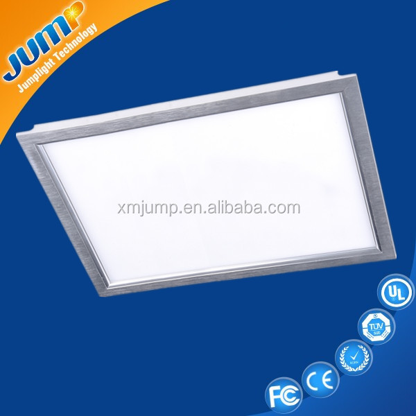 2015 China JUMPLIGHT Top quality ultra thin 48W led 2x4 panel magnetic led ceiling light led board panel