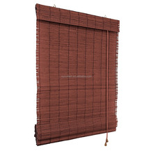 Bamboo roman home centre blinds