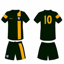 2016 popular low price soccer jersey for football club with design