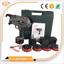 1300 knots per charging automatic electric rebar tying machine