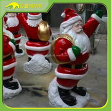 KANOSAUR1696 Christmas Decorative Fiberglass Figures Customized