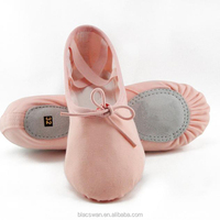Canvas Split Sole Ballet Shoes Dance