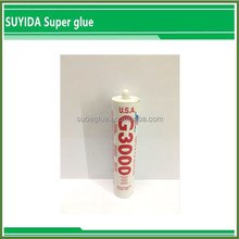 High Performance Aquarium Struction Acetic Silicone Sealant glass adhesive