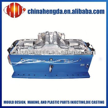 2015 plastic injection auto part mould