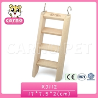 Carno wholesale wooden hamster ladder hamster product