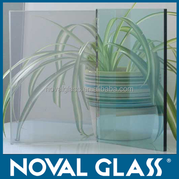 High Quality Reflective Glass Price/Tinted Reflective Glass