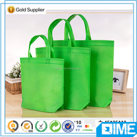 New poducts blank sublimation reusable gifts shopping non woven bag