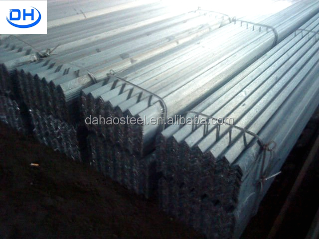 hot and cold rolled carbon mild ASTM Q235 equal steel angle
