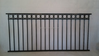 lowes aluminum fence decoration aluminum fence panel